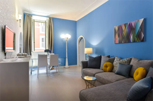 Spanish Steps Luxury Apartment